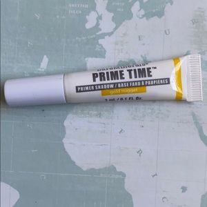 Bareminerals Prime Time primer shadow gold nugget